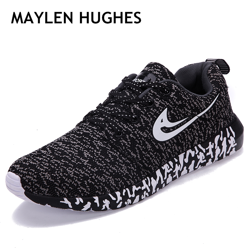2018 Summer Men Running Shoes Ultra-light Damping Sneakers Outdoor Brand Air Man Walking Sports Shoes plus large size