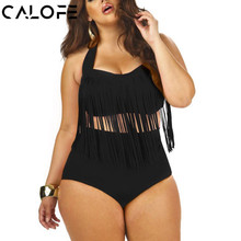 2019 Summer Bikini Set Women Tassel Sexy Halter Top Push Up