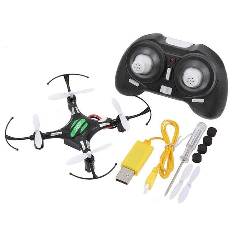 JJRC H8 mini font b RC b font Quadcopter 6 axis 4CH 2 4GHz One key