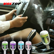 Spray Air Purifier Humidifier Car Accessories Interior Ornaments Dashboard Decoration Cigarette Lighter Hydration Aroma Mute
