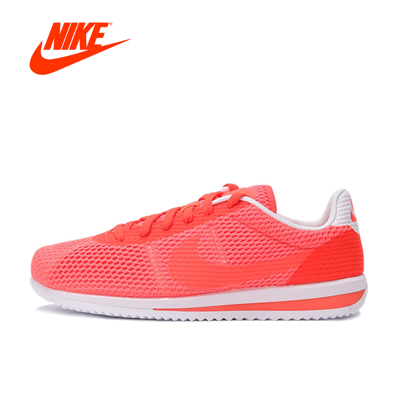 Intersport Original New Arrival Authentic NIKE CORTEZ ULTRA BR Men's Breathable Skateboarding Shoes Sneakers original new arrival authentic nike juvenate woven prm women s light skateboarding shoes