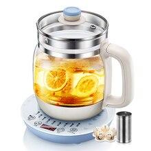Bear 220 В многофункциональный Бытовой Умный Стеклянной Изоляции Электрический Чайник Кипятить Чайник