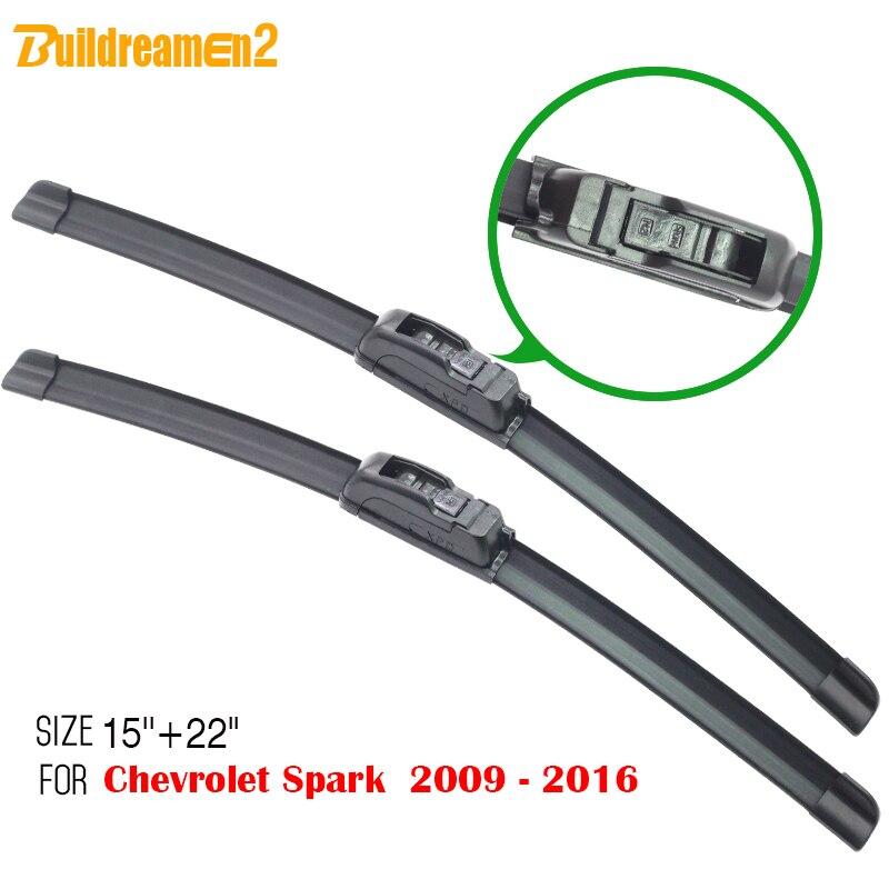 っBuildreamen2 para Chevrolet Spark 2009-2016 limpiador de ...