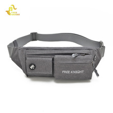 Free Knight Running Waist Bag Unisex Waterproof Cycling Belt Chest Pouch Sports Fitness Hiking Camping Fanny Pack Bum Phone Bag