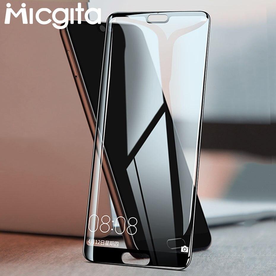 3D מזג זכוכית עבור Huawei P20 לייט P9 Huawei P8 לייט 2017 Mate 10 9 מגן סרט מסך זכוכית עבור huawei P10 לייט P20 פרו