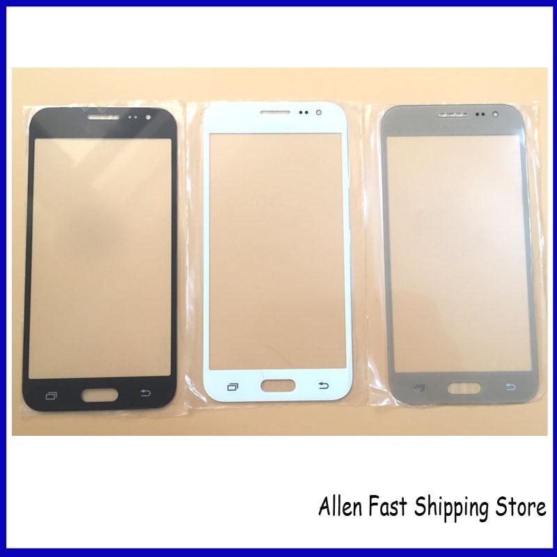 10 Pcs/<font><b>Lot</b></font>, Original For Samsung Galaxy J2 Front Touch Screen <font><b>Glass</b></font> <font><b>Outer</b></font> Lens+ Repair Tools . <font><b>Black</b></font> /<font><b>White</b></font> /<font><b>Gold</b></font> <font><b>Color</b></font>