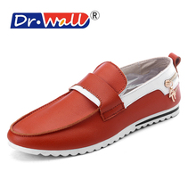 2016 Rushed Sale Summer Men Loafers Slip-on Casual Leather Boats Platform Men's Breathable Flats Hombre Fashion Shoes M-zh9002