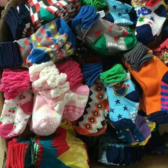 Baby newborn Pure cotton socks baby Animal stock relent cartoon floor sale children socks baby girl and boy cotton socks