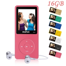 16GB mp3 player built-in speaker with 1.8 inch screen fm radio voice recording lossless sound high quality music player
