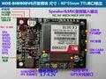SIM908V6 развития модуль Поддержки 5-28 В питания STM32 плата управления USB отладчик Lib