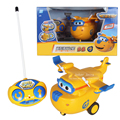 RC Super Wings Paul & Jett & Donnie - Remote Control Super Wings Action Toys Figure Planes Superwing Toys