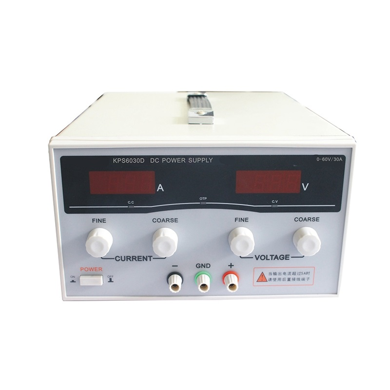 Free shipping High Power Adjustable Switching DC power supply 0~60V 0~30A 110V/220V precision Digital DC Power supply cps 6011 60v 11a precision pfc compact digital adjustable dc power supply laboratory power supply