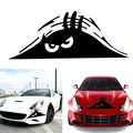 Reflective Waterproof Carving Peeking Monster Car Sticker Vinyl Decal Decorate