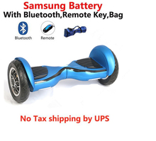 SM batterie schwebebrett gyroscooter oxboard selbst BalanceBoard einrad Skateboard skywalker über bord drift roller Hoverbord