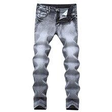 2017 new brand font b jeans b font font b men b font casual straight denim