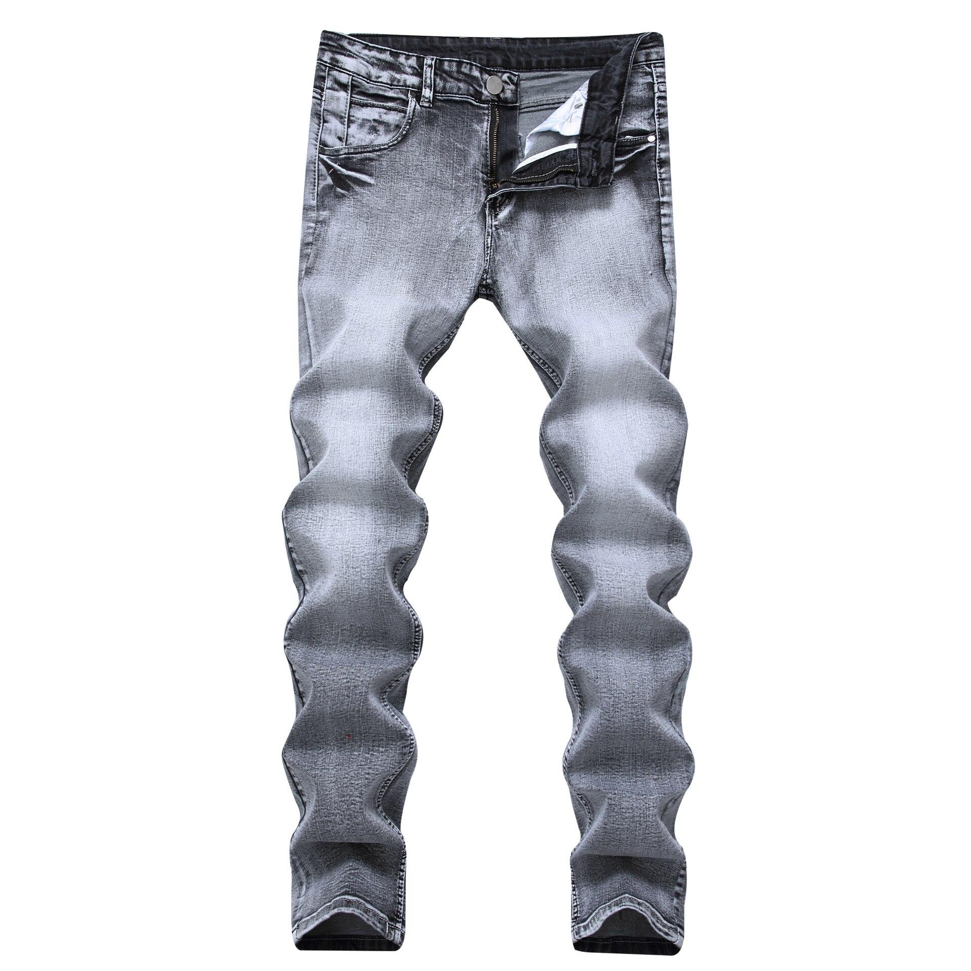 Light color jeans men