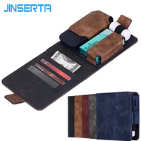 Hot New PU Leather Box Holder Storage For IQOS Electronic Cigarette Accessories Carrying Case For IQOS