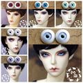 BJD Eyes 8mm 12mm 14mm 16mm 18mm 20mm  Acrylic Eyeballs  for SD/MSD/YSD/70CM Ball-jointed Doll