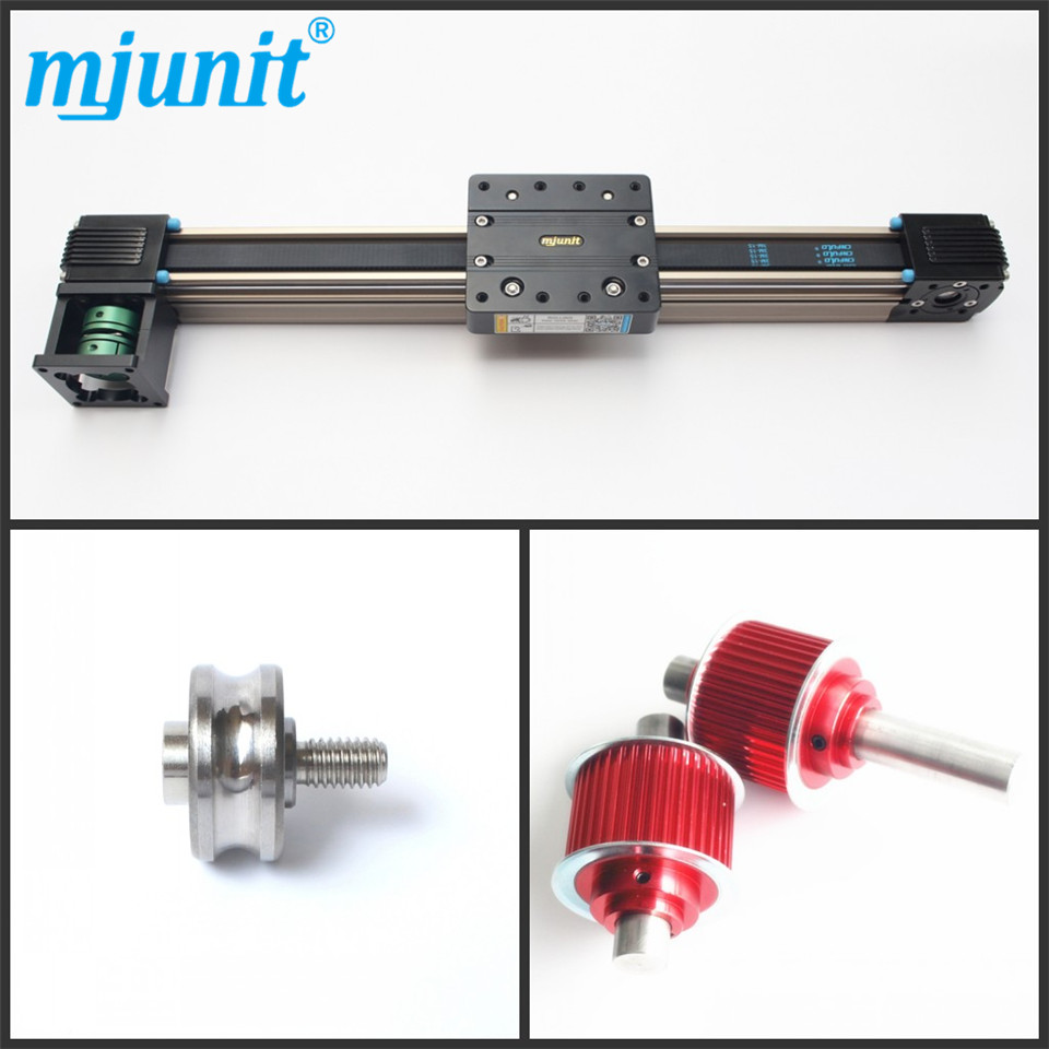 LIGHT RAIL Commercial Drive - linear light mover hanger rail toothed belt drive motorized stepper motor precision guide rail manufacturer guideway