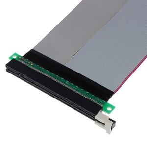 PCI-Express PCI-E 16X Riser Card гибкий ленточный удлинитель Jun22 профессиональная заводская цена Прямая поставка