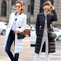 Winter Women Coat Fashion Long Coat for Woman Thick Down Cotton Coat Warm Woman Parkas Winter Women jacket Snow Outwear Female