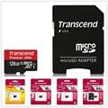 Transcend Высокое Качество 128 ГБ 64 ГБ 32 ГБ 16 ГБ Карта Micro Sd Class10 SDHC SDXC UHS-1 Высокая Скорость 8 ГБ Class4 TF T-Flash Карты Памяти