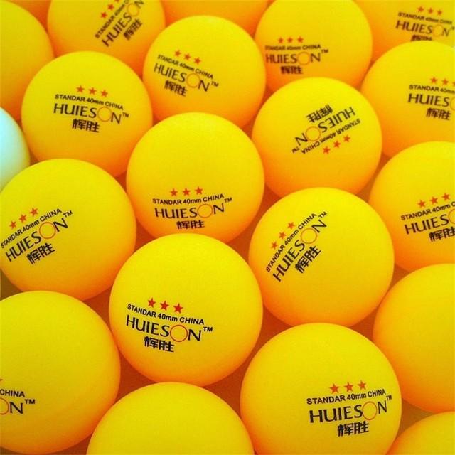 White Table Tennis Balls Orange Ping Pong Pingpong Advanced Training 40+mm 2.8g