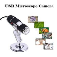 Loupe numérique portative d'appareil-photo de Microscope d'usb avec la caméra électronique d'endoscope de méga Pixels 500X à 1000X pour Windows Android(China)