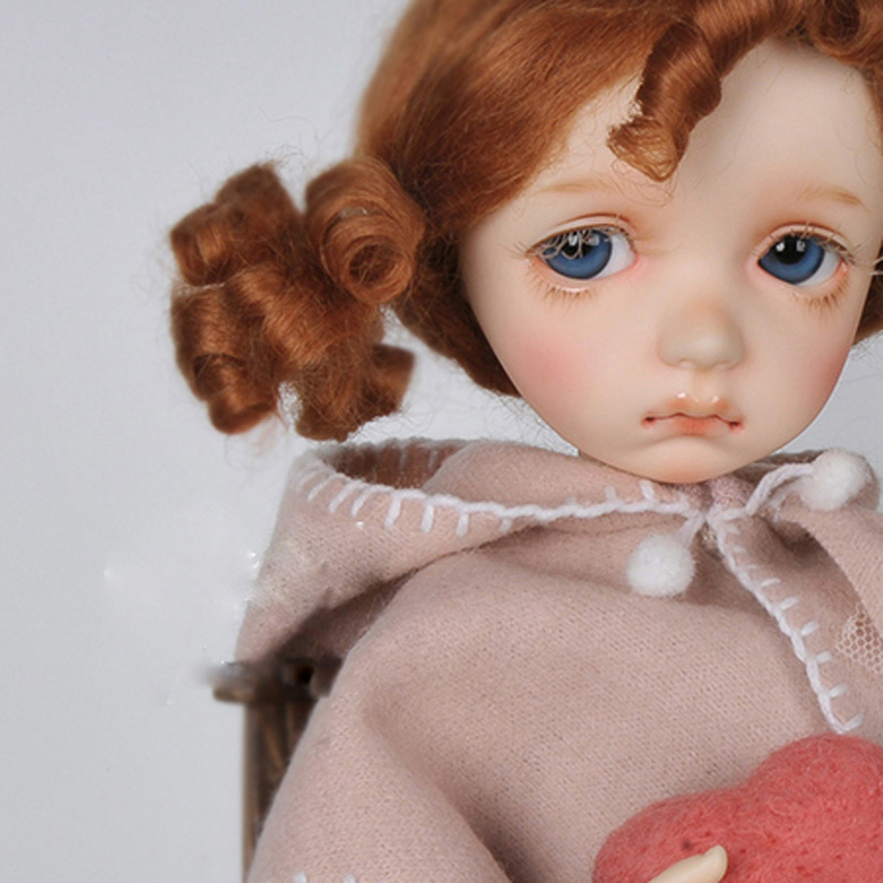 New Arrival 1/6 BJD Doll BJD/SD Cute Sooms Imda 3.0 colettes Doll For Baby Girl Birthday Gift