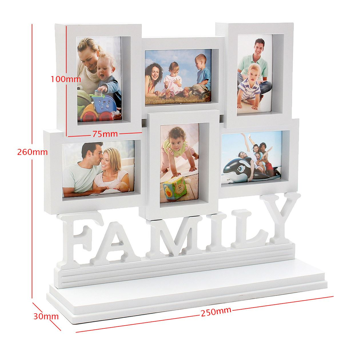 Multi picture frames white images craft decoration ideas multi picture frames white cheap square wooden black multi photo good multi photoframe family love frames jeuxipadfo Images
