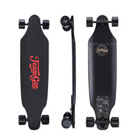 Electric Scooter Adult Four Wheels Electric Scooters Brushless Motor 36V 700W Electric Skateboard Longboard 40KM/H