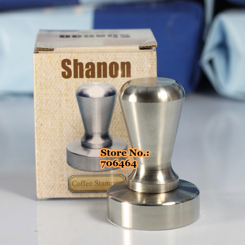 Buy Cheap Free Shipping Stainless Steel Coffee Tamper 51mm Semi-automatic Coffee Pressure Powder Excellent Quality Competitive Price Msn04 50% OFF