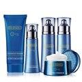 PYOHO Bio esencia jalea Real conjuntos cosméticos hidratantes anti-arrugas alimentario prevenir la flacidez de la piel productos de cuidado de la cara crema