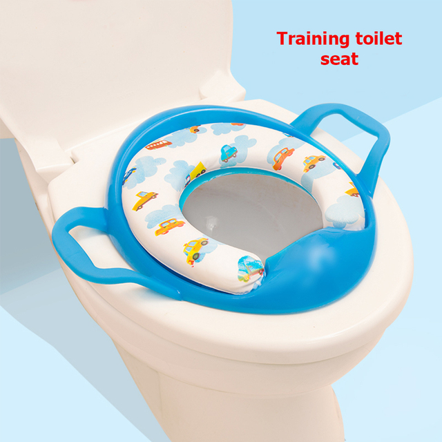 40cm round toilet seat. NEW Kids Detachable Portable Potty Ring Training Toilet Seat With Non Skid  Edge Toddler Potty