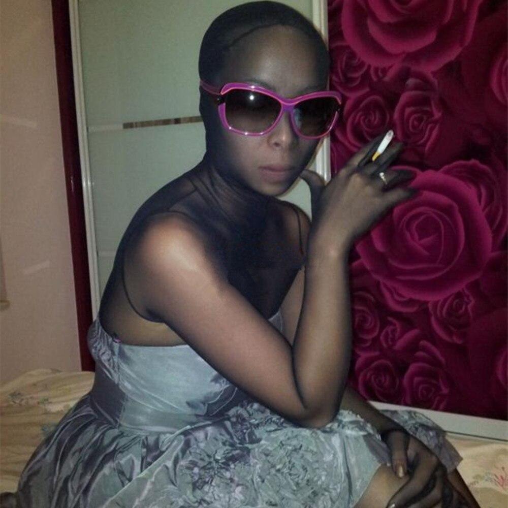 (MWF009) luxueux personnalisé Super mince et délicat Grenadine Transparent Zentai costume pur Nylon body