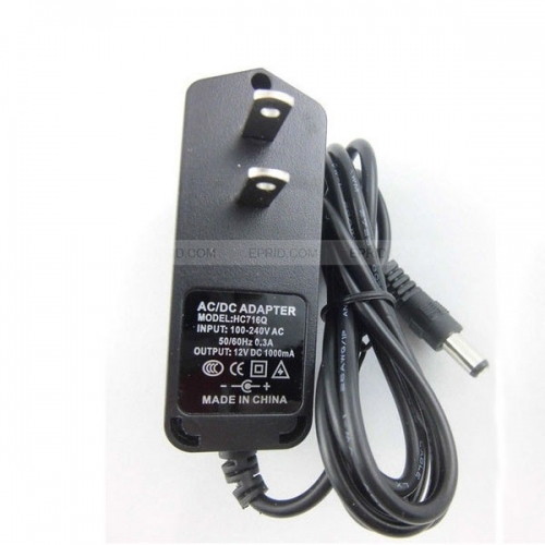 DC 12V 1A Power Supply Adapter US Plug for CCTV Security camera 12v 5a 8ch power supply adapter work for cctv suveillance camera system dc 12v power supply 8 port dc pigtail coat