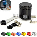 Universal Aluminium CNC Motorcycle Fluid Oil Reservoir Front Brake Clutch Tank Oil Cup For Honda Yamaha Ducati Suzuki