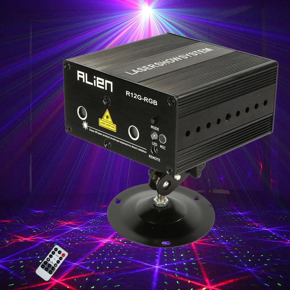 Home Disco Lights: Aliexpress.com : Buy Mini RGB Laser Light Show Projector