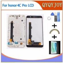 AAA для Huawei Honor 4C Pro tit-l01 ЖК-дисплей Дисплей + Сенсорный экран планшета Ассамблеи смартфон Замена (не подходит для Honor 4C)
