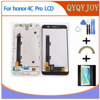 AAA For Huawei honor 4c pro TIT L01 LCD Display + Touch Screen Digitizer Assembly Smartphone Replacement (not fit for honor 4c)