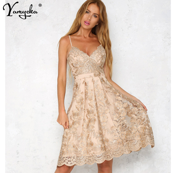 Sexy Lace Embroidery Summer Dress women Vintage Off Shoulder Backless Dress elegant Spaghetti Strap Casual Party Dresses Vestido sexy lace embroidery summer dress women vintage off shoulder backless dress elegant spaghetti strap casual party dresses vestido