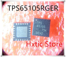 NEW 10PCS/LOT  TPS65105RGER TPS65105RGET TPS65105 VQFN-24 IC