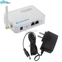DIYmall עבור Dragino LG01 P לורה שער 868MHz 915MHz 433MHz פתוח מקור IP אלחוטי WiFi LAN Ethernet