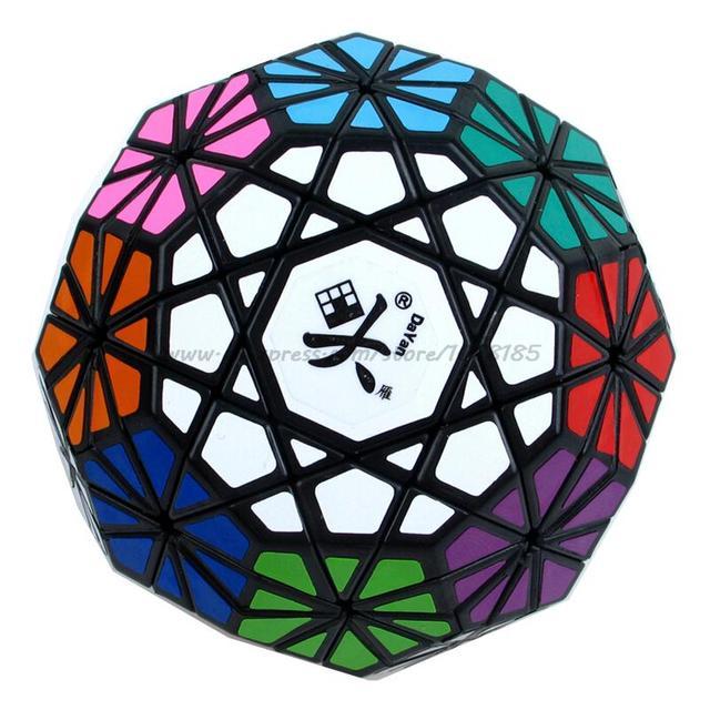 DaYan Gem Cube VI Cubo Mágico Cubo Rompecabezas de Velocidad kub magico de aprendizaje y educación juguetes