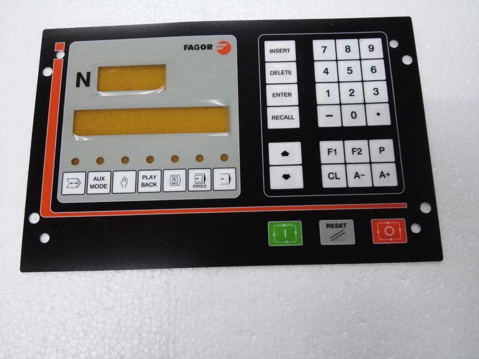 FAGOR 101S 102S Membrane keypad for Schneider HMI Panel repair do it yourself New Have in