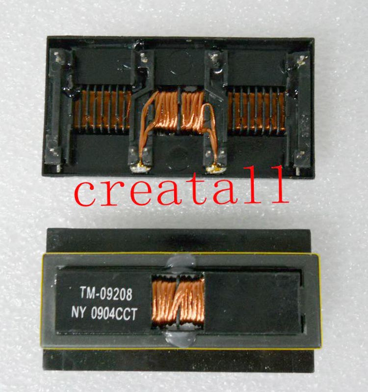 2pcs New Original TM-09208 Inverter Transformer For Samsung