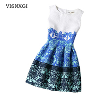 VISNXGI 2017 Bottoming Dresses Women Summer Style Dress Vintage Sexy Party Vestidos Plus Size Female Dress Boho Clothing Bodycon