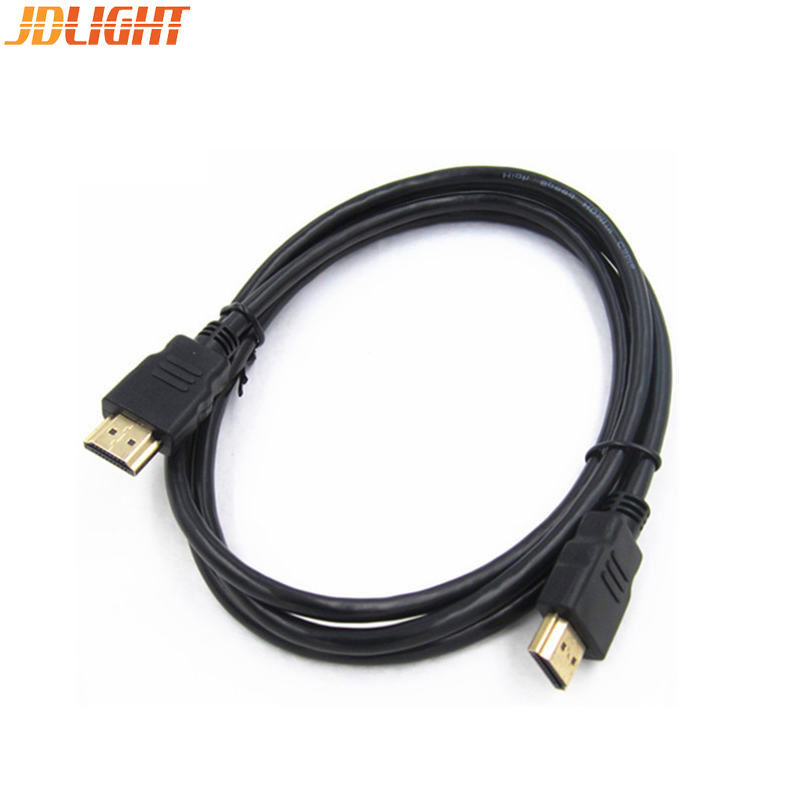 HDMI Cable HDMI To HDMI HD Cable A-A V1.4 1080p 1.5m For Raspberry Pi 3 Laptop To LCD TV Projector Switch PS4 IPTV HDMI Xbox
