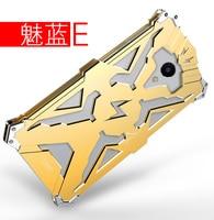 Simon Design Metal Aluminum Luxury Tough Armor THOR IRONMAN Phone Case Cover For Meizu M3E Meilan
