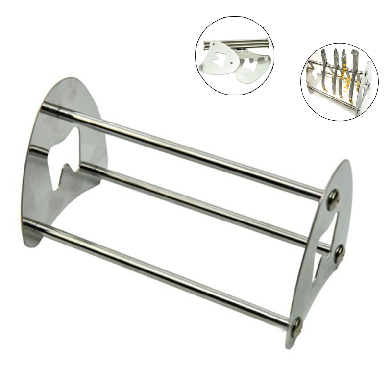 Dental Stainless Steel Stand Holder Orthodontic Cut Off Pliers Forceps Scissors Stand Placement Rack Lab Tool rubar full carbon fiber bicycle saddle road mtb bike bike saddle bicycle seat hollow design cycling parts bike accessories